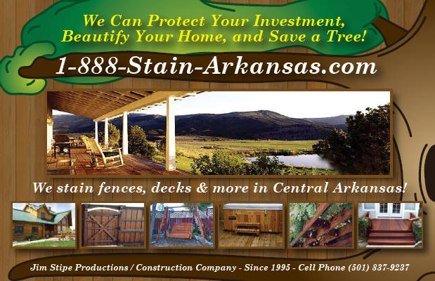 1 888 Stain Arkansas Com Deck Fence Staining Amp Sealing Company